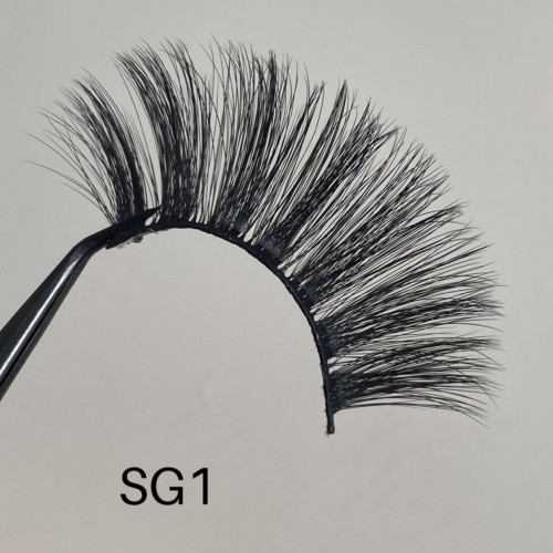 3D Luxury Faux Mink Lashes  - SG1