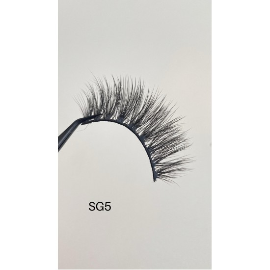 3D Luxury Faux Mink Lashes  - SG5