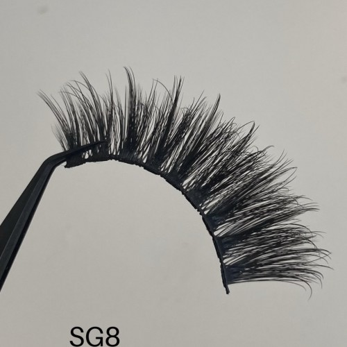 3D Luxury Faux Mink Lashes  - SG8